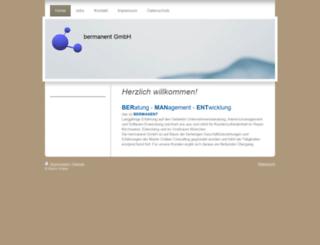 mgraeber.de screenshot