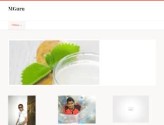mguru.in screenshot