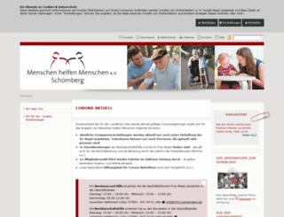 mhm-schoemberg.de screenshot