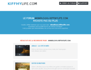 mhmdlcava.kiffmylife.com screenshot