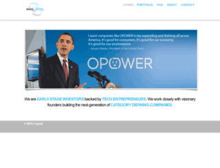 mhscapital.com screenshot