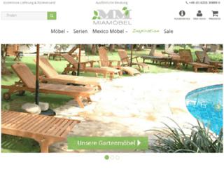 Access mia moebel.de. MiaMöbel » Massivholz Möbel online kaufen