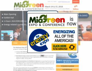 miagreen.com screenshot