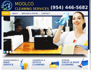 miamicleaningservicesfl.com screenshot