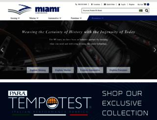 miamicorp.com screenshot