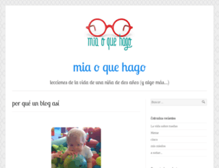 miaoquehago.wordpress.com screenshot