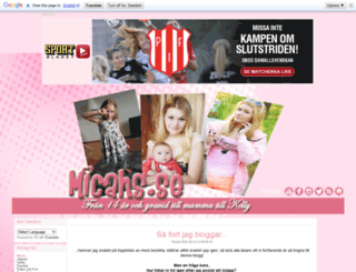 micahs.se screenshot