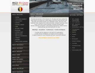 micebelgium.com screenshot