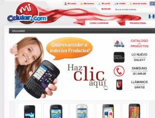 micelular.com screenshot