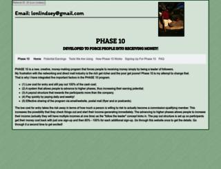 michaelandregina.com screenshot