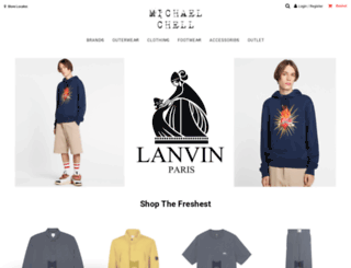 michaelchell.co.uk screenshot