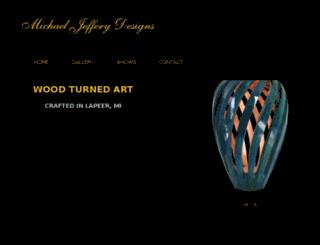 michaeljefferydesigns.com screenshot