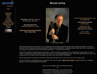 michaeljerling.com screenshot