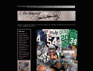 michaelmacaulay.com screenshot