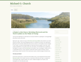 michaelochurch.wordpress.com screenshot