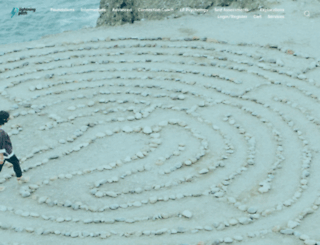 michaelsharp.org screenshot