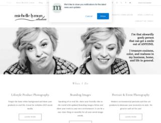 michellelyman.com screenshot