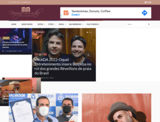 michellemarie.com.br screenshot