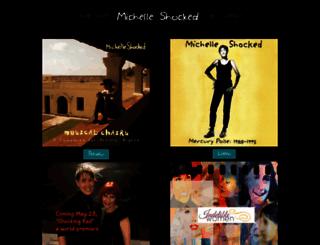 michelleshocked.com screenshot