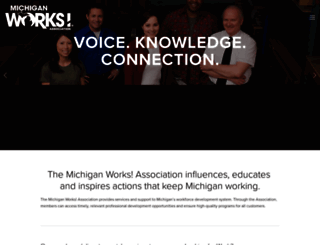 michiganworks.org screenshot