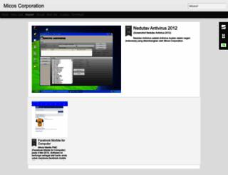 micoscorporation.blogspot.com screenshot
