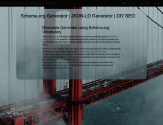 microdatagenerator.com screenshot