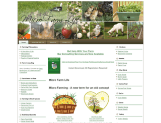 microfarmlife.com screenshot