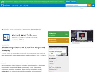 how to download ms word 2010