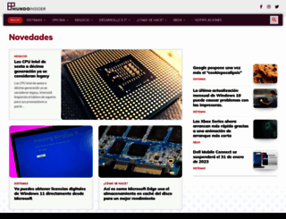 microsoftinsider.es screenshot