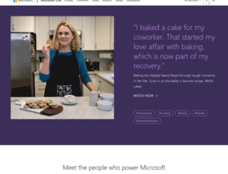 microsoftjobsblog.com screenshot
