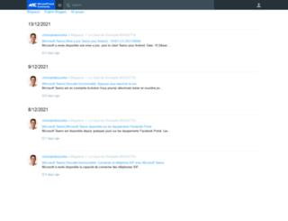 microsofttouch.fr screenshot