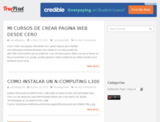 micursos.org screenshot