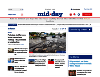 mid-day.com screenshot