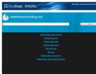middlewayconsulting.com screenshot