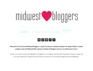 midwest-bloggers.com screenshot