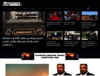 midwestmessenger.com screenshot
