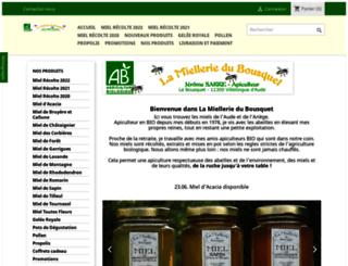 mielbio.fr screenshot