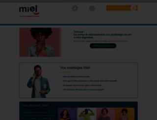 mielmut.fr screenshot