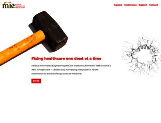 mieweb.com screenshot