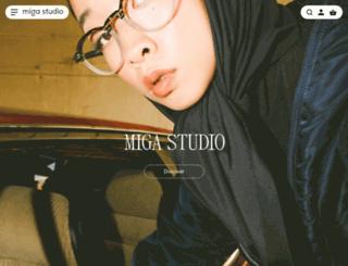 migaeyewear.com screenshot
