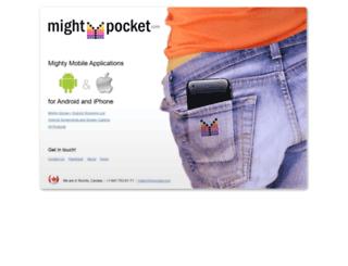 mightypocket.com screenshot