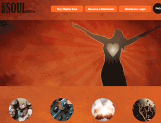 mightysoul.net screenshot