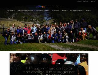 migrantitorino.it screenshot