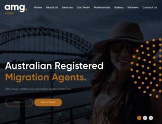 migrationguide.com.au screenshot