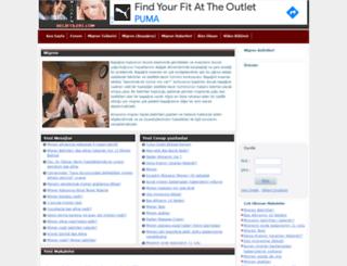 migrenbelirtileri.com screenshot