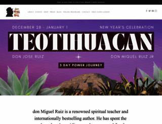 miguelruiz.com screenshot