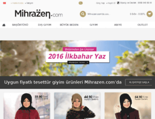 mihrazen.com screenshot