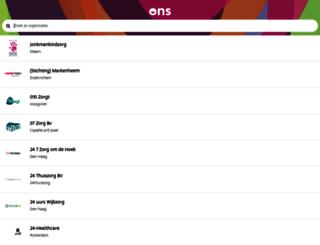 mijnio.nl screenshot