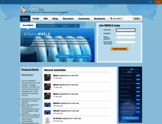 mike2.openmethodology.org screenshot