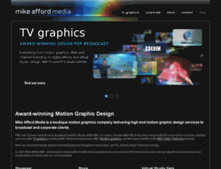 mikeafford.com screenshot